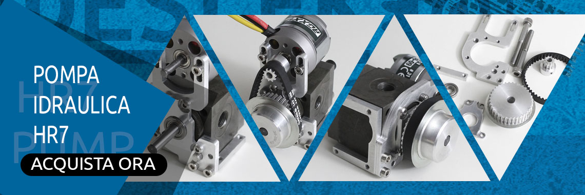 Pompa idraulica HR7