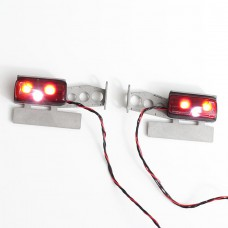 Tail lights with support + pcb lights kit Lesu MAN