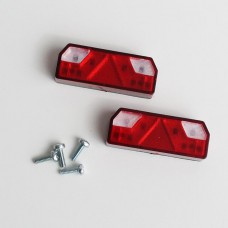 7-Chambers Tail lamp Veroma/Carson (Assembled)