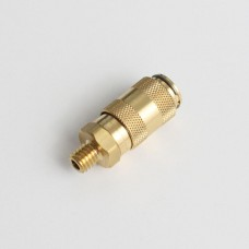 Quick connector Female with M5 male thread