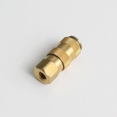 Quick connector Female with M5 female thread