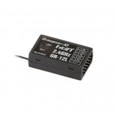 Graupner GR-12L receiver 2.4 GHz HOTT