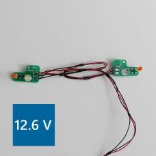 Mercedes SK PCB Front lights 12.6V