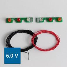 Volvo FH12 PCB Rear lights 6.0V