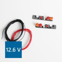 Mercedes AROCS PCB Rear lights 12.6V