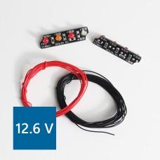 Volvo FH16 PCB Rear lights 12.6V