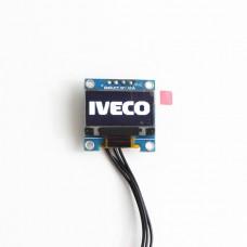 simpleDisplay Logo IVECO (white)