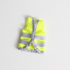 Safety vest yellow type A