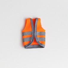 Safety vest orange type A