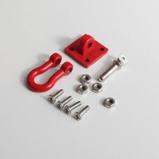 Trailer shackle (red)