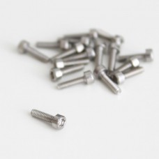 M1.6x6 Cylindrical screw with internal hexagon
