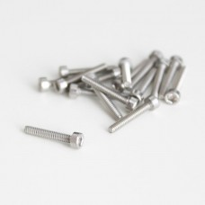 M1.6x10 Cylindrical screw with internal hexagon