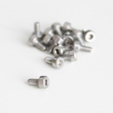 M2x4 Cylindrical screw with internal hexagon