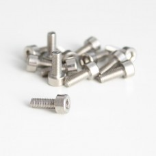 M3x8 Cylindrical screw with internal hexagon