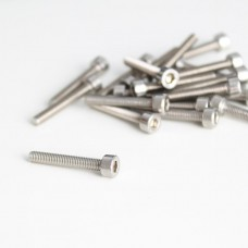 M3x20 Cylindrical screw with internal hexagon