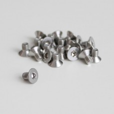 M3x5 Countersunk hexagonal screw