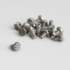 M3x4 Slotted head screw