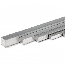Square bar aluminum 10x10x200mm