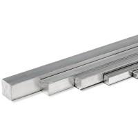 Square bar aluminum 20x20x200mm